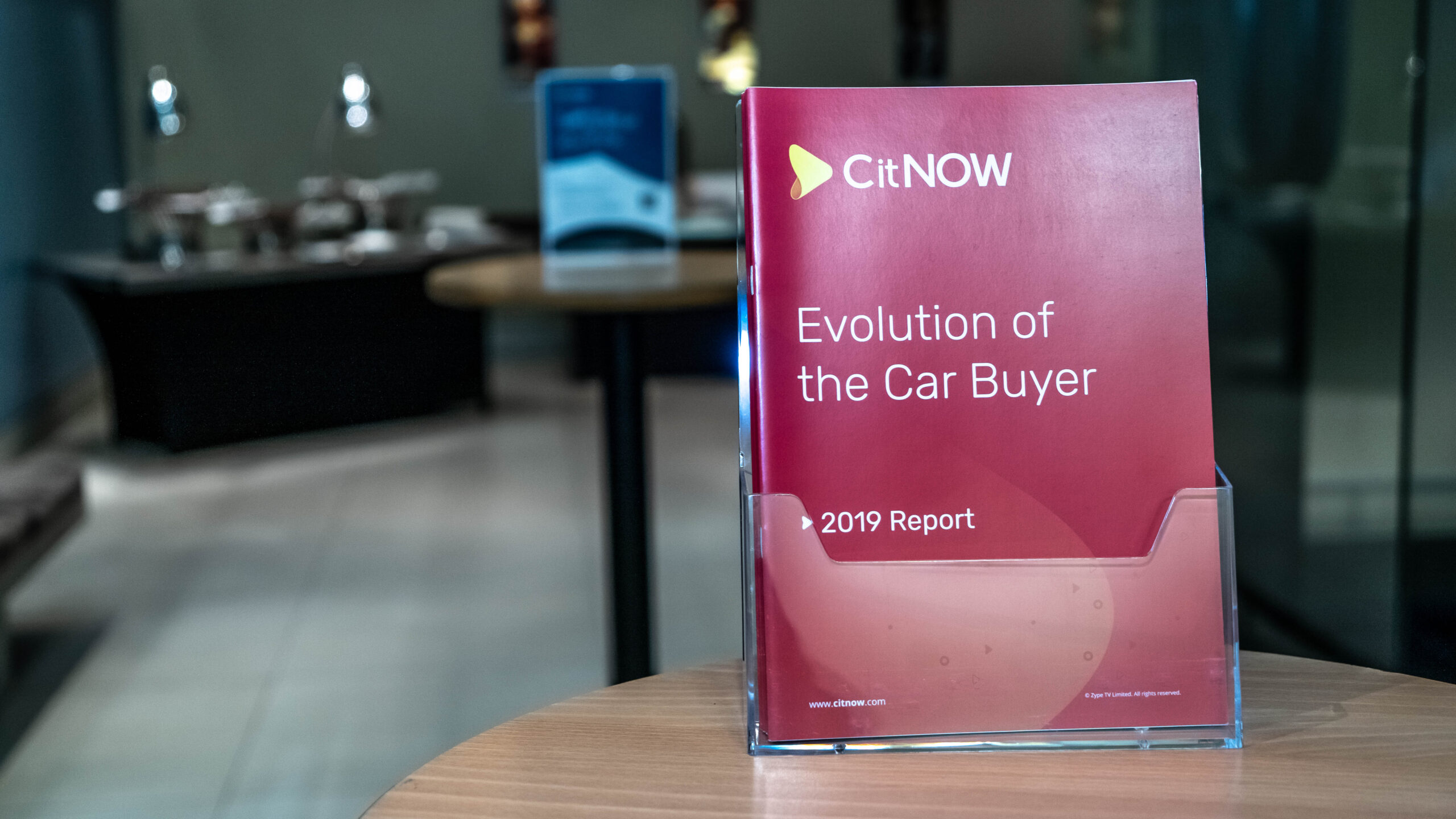 Evolution of the car buyer report